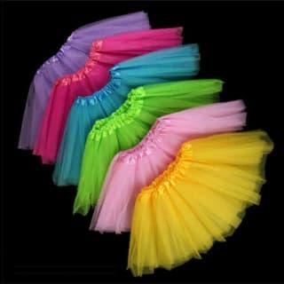 Юбка фатиновая разных цветов