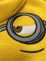 "Комплект ""Миньон"" шапка, шарф и перчатки"