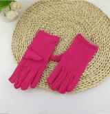 Детские перчатки для танцев (лайкра)