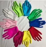Перчатки детские для танцев (спандекс)